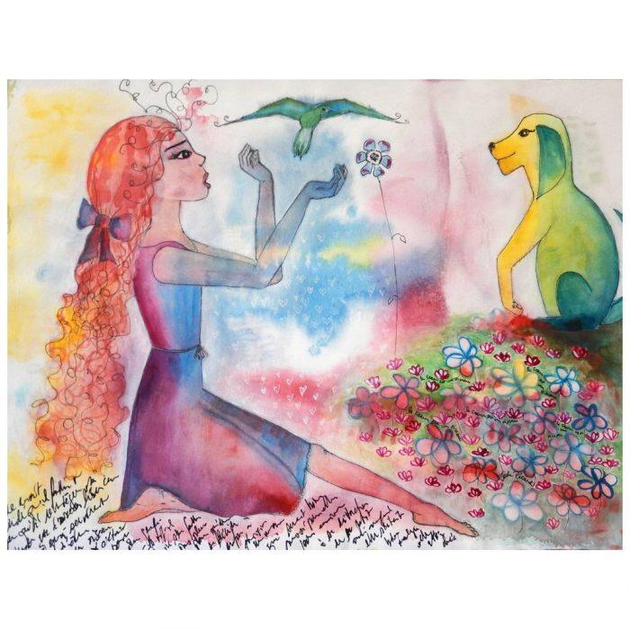 Le Coeur Est Un Oiseau